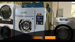 Máy giặt khô OASIS nhập khẩu nguyên chiếc tại Trung Quốc