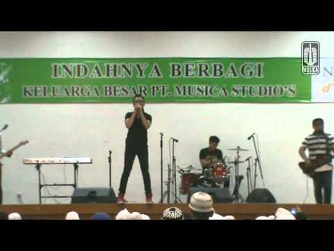 Nidji - INDAHNYA CINTA & LASKAR PELANGI (Live)