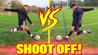 EPIC SHOOT OFF | BILLY VS JEZZA