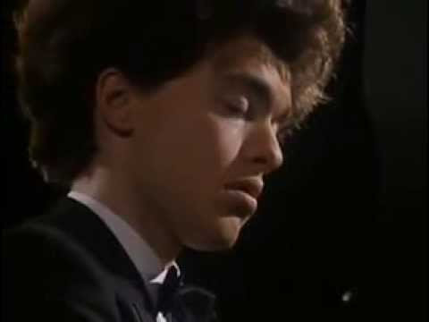 Evgeny Kissin - Schubert - Wander Fantasy in C major, D 760