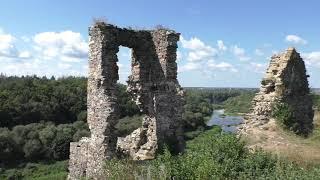 Замок князя Семашко в Губков .