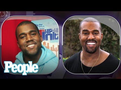 Kanye West's Evolution of Looks  | People