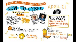 SANS New to Cyber Summit 2021