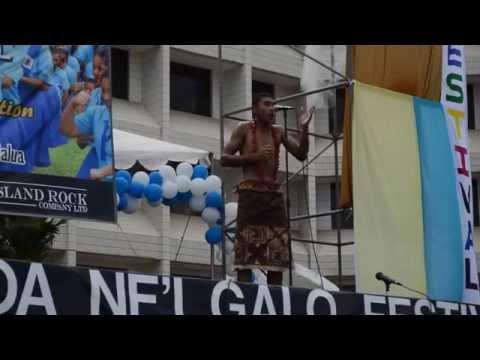 Samoa 2014 - Iakopo's Speech