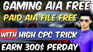 Appybuilder high cpc gaming best aia file 2018