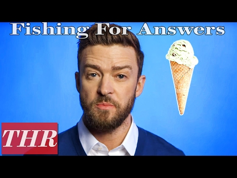 "Justin Timberlake Talks ""Questionable"" N*Sync Attire, The F Word & Tequila 