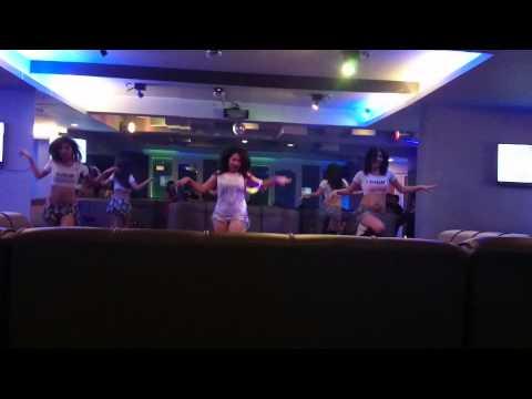 La Bonita Cebu ショータイム ビデオ