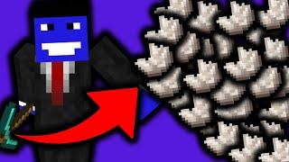 PRZEKOPAŁEM CAŁY KWARC? - Minecraft Kwadratowa Masakra