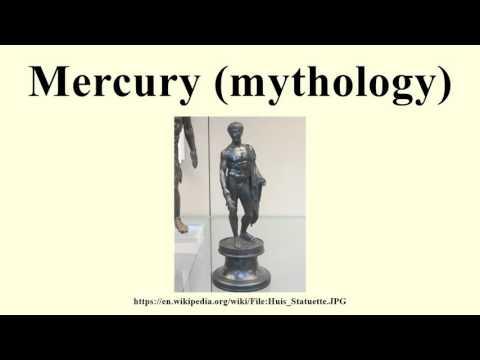 Mercury (mythology)
