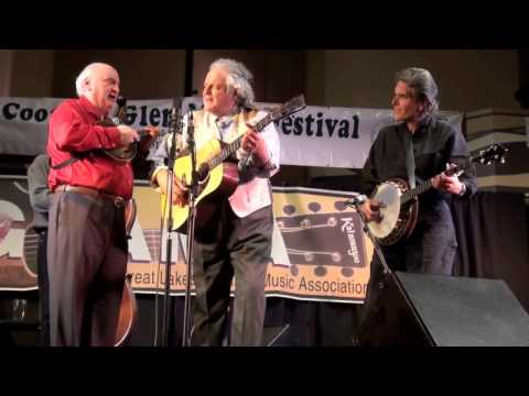 Peter Rowan Bluegrass Band  -  Across the Rolling Hills