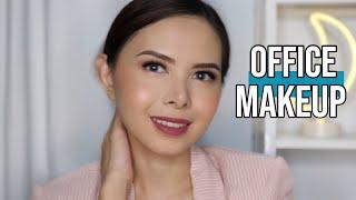 Everyday Office Makeup Tutorial |Ohiceee