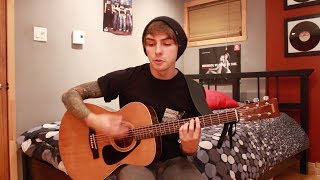 Download Bullet For My Valentine - Hearts Burst Into Fire (Acoustic Cover) by Janick Thibault MP3 song and Music Video