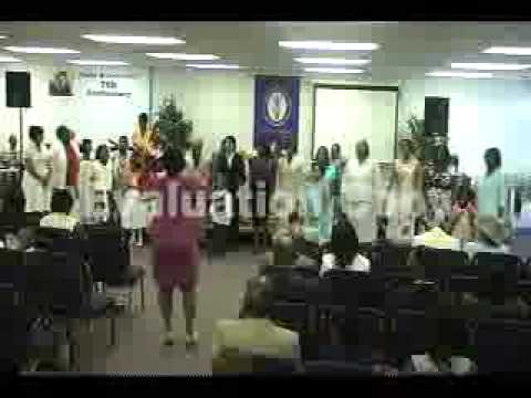 Title 0101 EL SHADDAI TEMPLE MASS CHOIR 'THIS IS THE GOSPEL OF JESUS CHRIST'