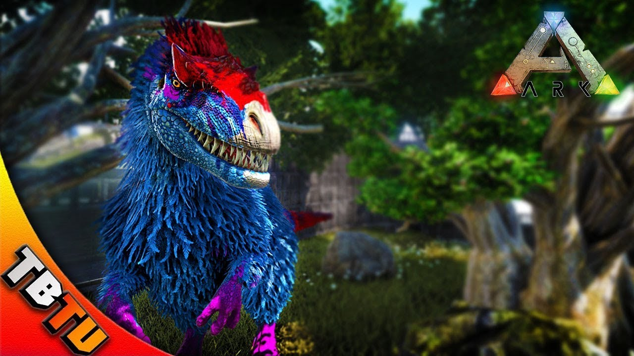 Ark Survival Evolved Color Mutations