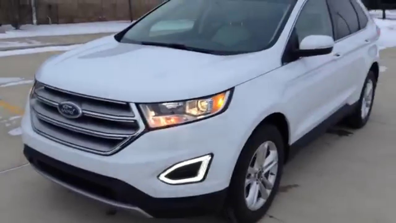 Ford Edge Sel Update