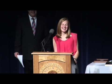 2015 Nebraska High School Sports Hall of Fame Induction Ceremony