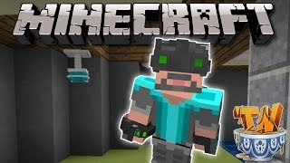 Minecraft: Just Let Me In The Door! - The Heist Custom Map [6]