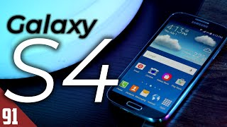 Using the Samsung Galaxy S4 in 2021 - Review
