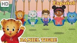 Daniel Tigre en Español - Temporada 1 (Parte 4/11) Mejores ...