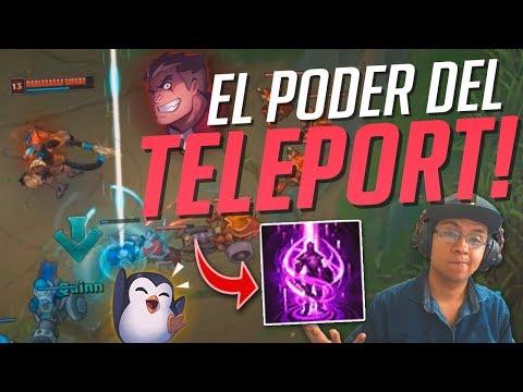 PolaridadB - EL PODER DEL TELEPORT CON QUINN TOP