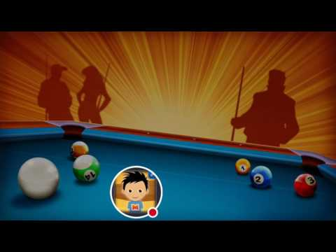 8 ball pool 36.6b and playing with the atlantis cue