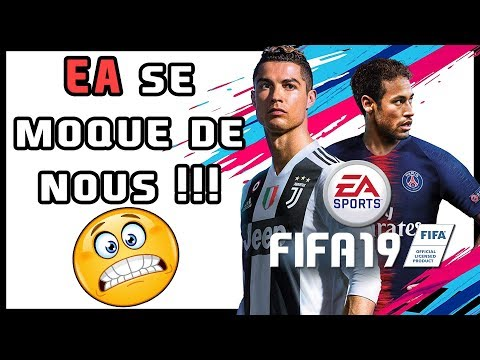 FIFA 19 -  LA RÉPONSE CHOQUANTE DE EA ! ? thumbnail