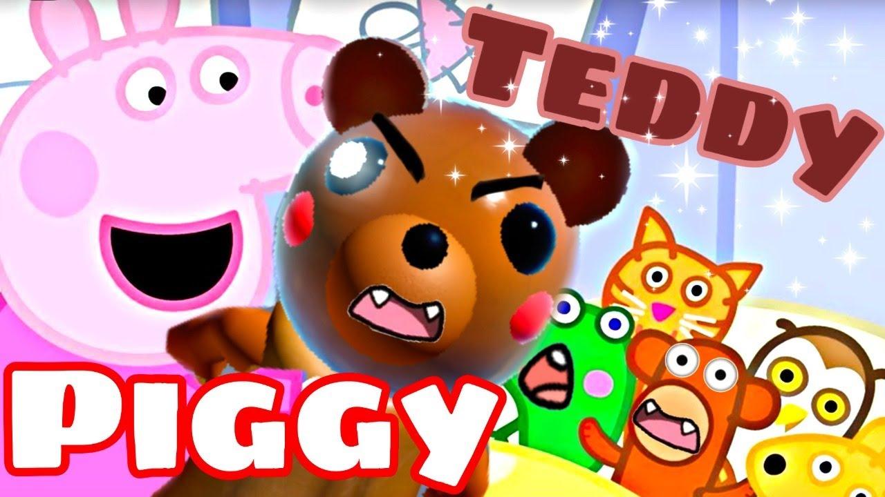Roblox Piggy Skins Ideas Leaks For Chapter 8 Peppa S Teddy New Piggy Skin Ideas