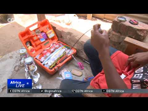 Entrepreneur comes up with innovative ways to earn a living in the C.A.R.