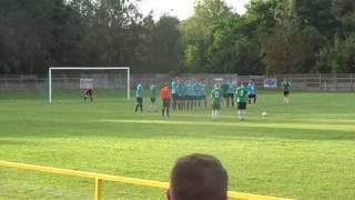 """""""Partidazo"""": taśma półprofesjonalna z meczu GKS Stromiec - Mogielanka Mogielnica"""