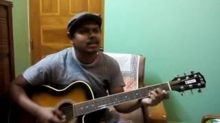 Neel paharer gaye- Aurthohin acoustic cover