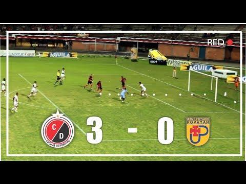 Cúcuta Deportivo 3 - 0  U Popayán / 2018 / Estadio Vlog / (SORTEO)
