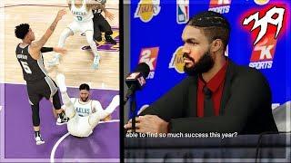 NBA 2k20 MyCAREER - My OLD TEAM HATES Me! Anthony Davis GETS DROPPED!! Ep. 39