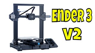 32-Bit Creality Ender 3 V2 - 3D Printer