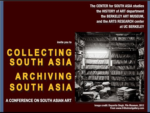 Julia White - UC Berkeley Art Museum & Pacific Film Archive: South Asian Art Collection.