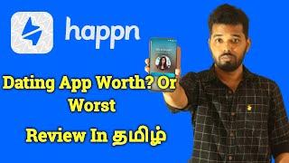 Happn Dating App Worth Aah? Worst Aah? | Secret Dating App Tamil | Ajith Vlogger screenshot 3