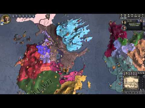 Crusader Kings 2 Game of Thrones mod, Mountain and Vale part 3
