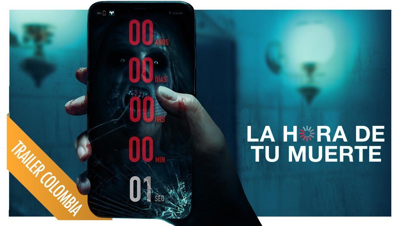 La Hora De Tu Muerte Marzo 2020 Spot Tv Colombia Youtube