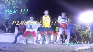 Pen Pineapple Apple Pen PPAP - Beat Radikalz Choreography
