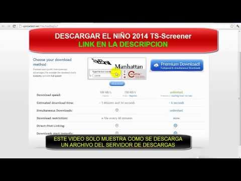 Descargar Online EL NIÑO PELICULA COMPLETA 2014 TS SCREENER 1 LINK GRATIS ESPAÑOL