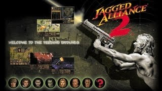 Jagged Alliance 2 [PC] - retro