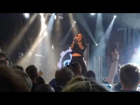 JinJer Live Karmoygeddon Kopervik 2018