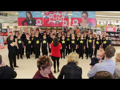 Love is on the way - West Berkshire Rock Choirs