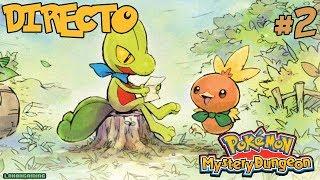 Vídeo Pokémon Mundo Misterioso Equipo de Rescate DX