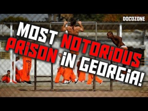 Life in Prison Documentary - MOST Violent Prison in Savanah, Georgia