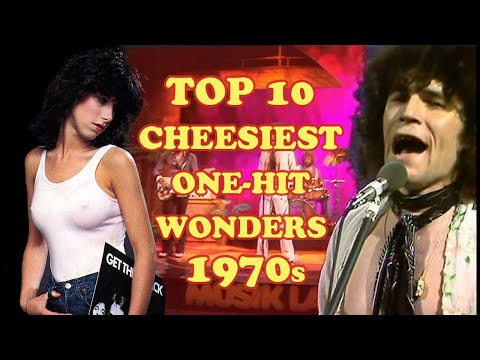 Top 10 Cheesiest OneHit Wonders of the 1970s