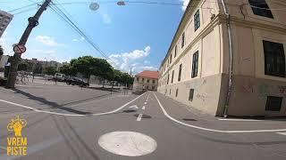 Pista 13  Victor Vlad Delamarina - Piata Libertatii - strada Sfantul Ioan (dus)