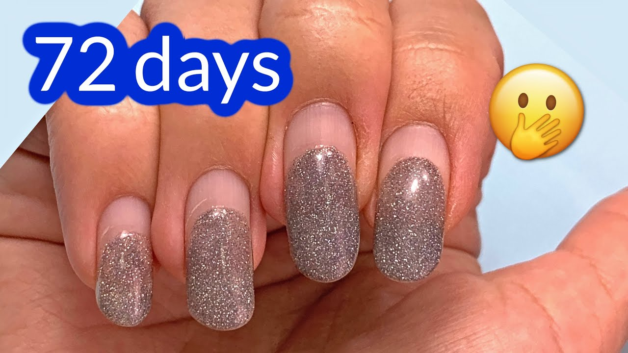 72 Days Outgrown Gel Manicure - What Happens to Your Nails?