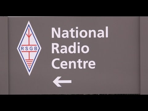 Opening of the RSGB's National Radio Centre (NRC)