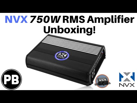 nvx-750w-rms-amplifier-unboxing-|-bda7501