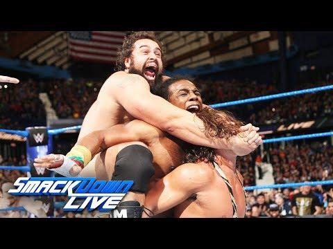 New Day vs. Rusev & English vs. Gable &...